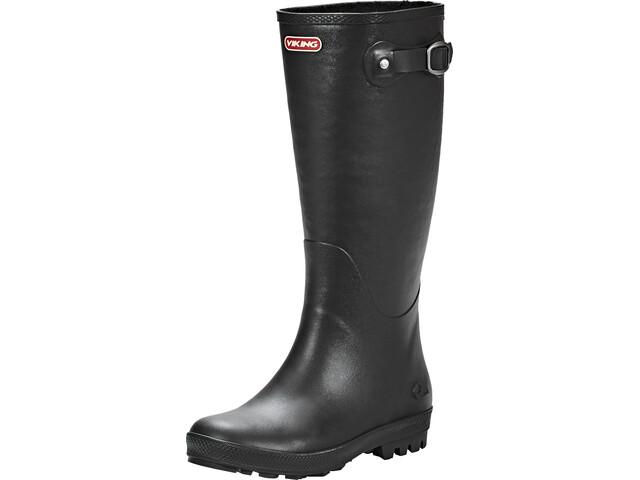 0b9219f19 Viking Footwear Foxy Winter - Botas de agua Mujer - negro